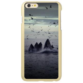 クジラのシーライフの海 INCIPIO FEATHER SHINE iPhone 6 PLUSケース
