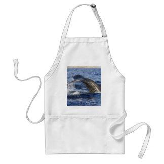 クジラの尾 スタンダードエプロン