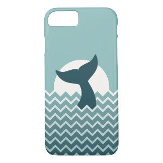 クジラの尾 iPhone 8/7ケース
