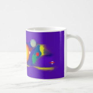 クジラの惑星 コーヒーマグカップ