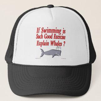 クジラの脂肪帽子がなぜあるか キャップ
