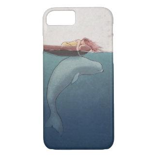 クジラのiPhone 7の場合 iPhone 8/7ケース