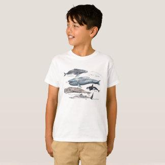 クジラのTシャツ Tシャツ