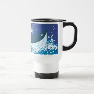 クジラ トラベルマグ