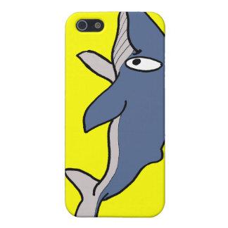 : クジラ iPhone SE/5/5sケース