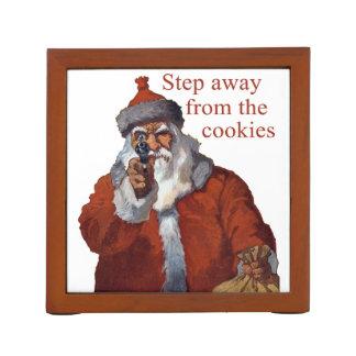 クッキーから遠くになステップ ペンスタンド