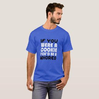クッキーがWhoreoであるところ Tシャツ