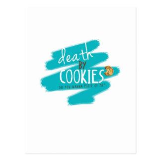 クッキーによる死II ポストカード