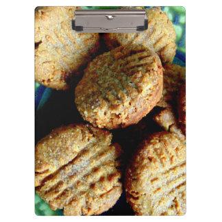 クッキーのクリップボード クリップボード
