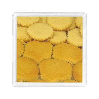 クッキーのトレイ アクリルトレー