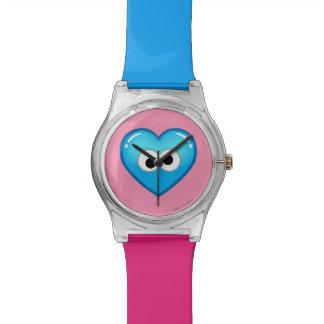 クッキーのハート 腕時計