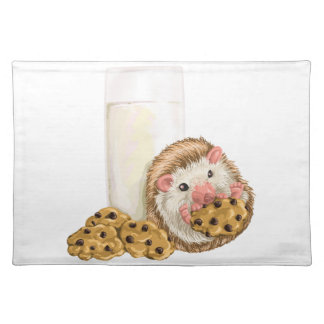 クッキーのブタ ランチョンマット