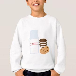 クッキーのミルク スウェットシャツ