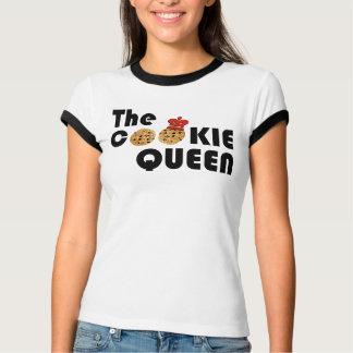 クッキーの女王 Tシャツ