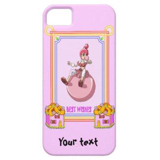 クッキーの家とのBetsyのbubblegum iPhone SE/5/5s ケース