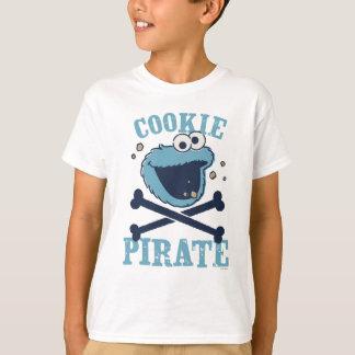 クッキーの海賊 Tシャツ
