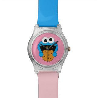 クッキーの顔 腕時計