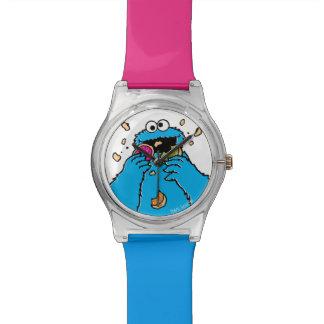 クッキーのMonsterDonutの破壊者 腕時計