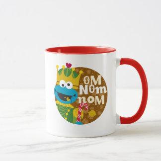 クッキーモンスターのくるみ割り マグカップ