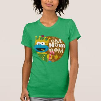 クッキーモンスターのくるみ割り Tシャツ