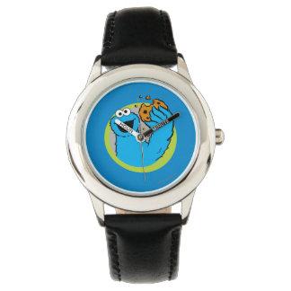 クッキーモンスターのイメージ 腕時計