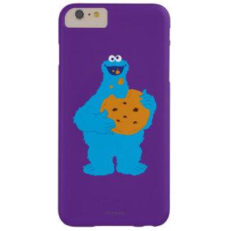 クッキーモンスターのグラフィック BARELY THERE iPhone 6 PLUS ケース