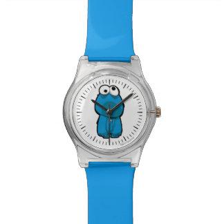クッキーモンスターのゾンビ 腕時計