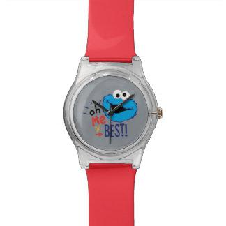 クッキーモンスターのベスト 腕時計