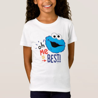 クッキーモンスターのベスト Tシャツ