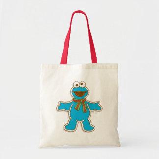 クッキーモンスターの休日 トートバッグ