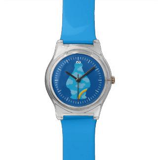 クッキーモンスターの虹 腕時計