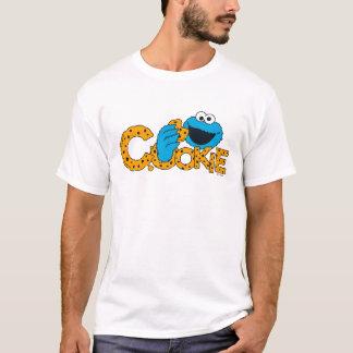 クッキーモンスター|のクッキー! Tシャツ