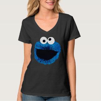 クッキーモンスター|の水彩画の傾向 Tシャツ