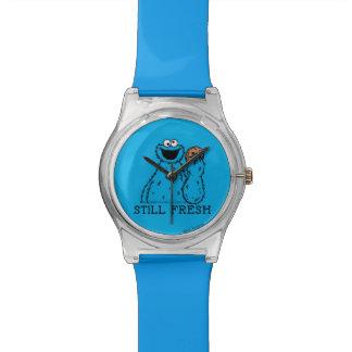 クッキーモンスター|の静かな新しい 腕時計