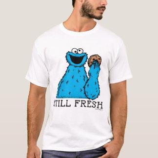 クッキーモンスター の静かな新しい Tシャツ