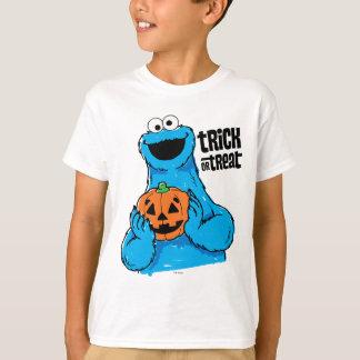 クッキーモンスター-トリック・オア・トリート Tシャツ