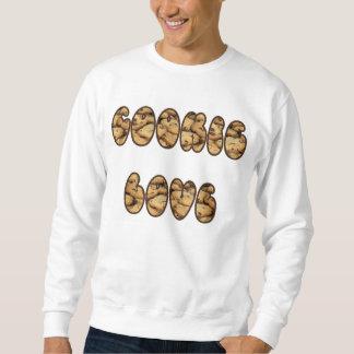 クッキー愛 スウェットシャツ