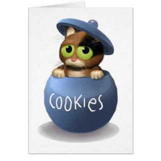 クッキー猫 カード