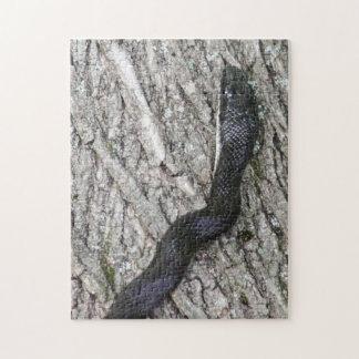 クマネズミヘビ ジグソーパズル