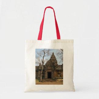 クメール王国の城… Buriram、Isaan、タイ トートバッグ