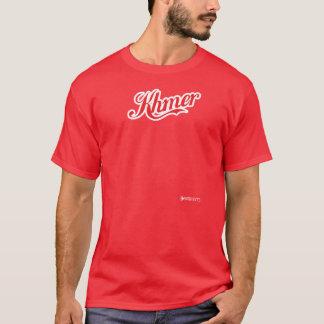 クメール王国-赤 Tシャツ