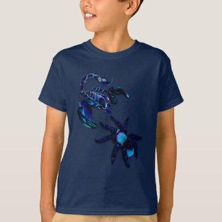 クモ綱のワイシャツのダンス Tシャツ