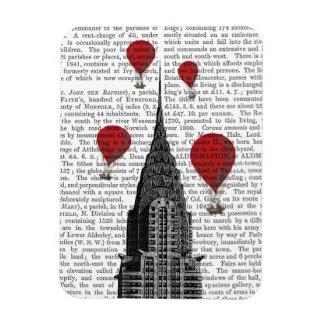 クライスラの建物および猛烈な気球 マグネット