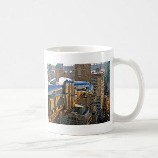 クライスラの建物: ガーゴイル コーヒーマグカップ