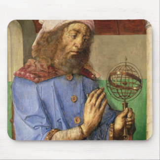 クラウディオス・プトレマイオス、c.1475のポートレート マウスパッド