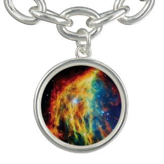 クラゲの星雲のハッブルの宇宙の写真 ブレス