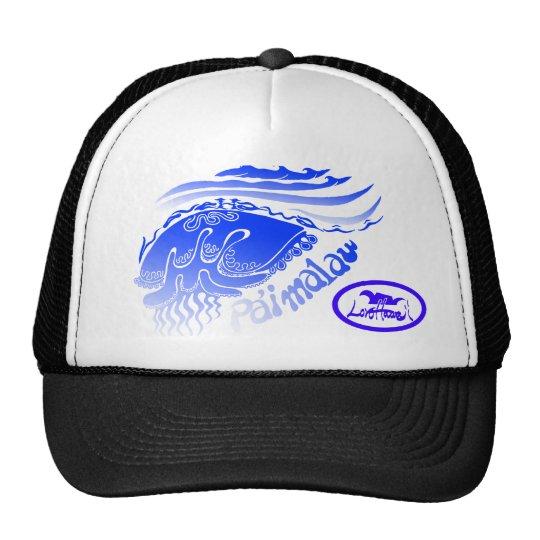 クラゲ(Pa'imalau) トラッカー帽子