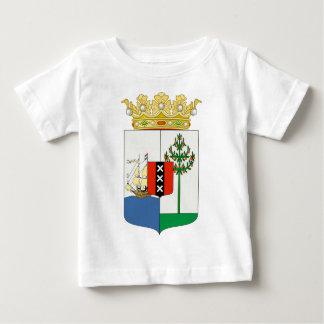 クラサオ島の紋章付き外衣 ベビーTシャツ