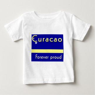 クラサオ島 ベビーTシャツ