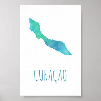 クラサオ島 ポスター